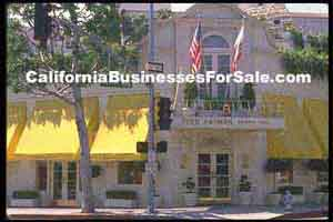 california businesses for sale